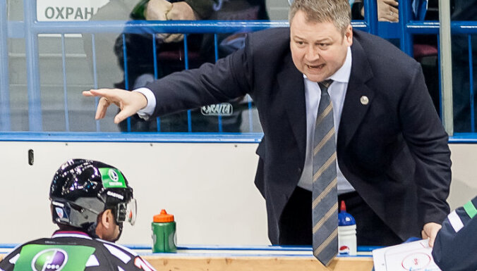 В Континентальной хоккейной лиге случилась первая в сезоне тренерская отставка