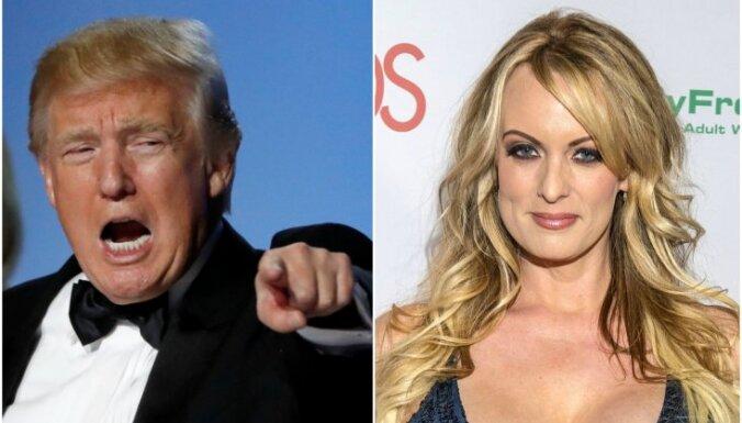 Трамп утверждает, что не знал о выплате порноактрисе