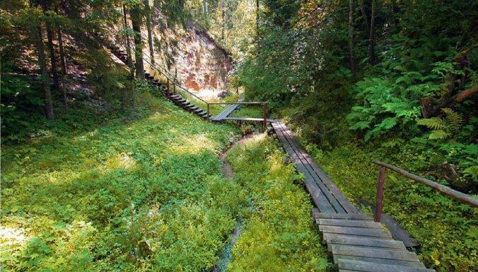 Hinni kanjons Igaunijā, ko vērts apmeklēt