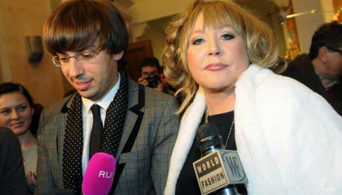 Пугачева и Галкин тайно поженились в Москве
