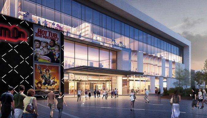 ФОТО: Названа дата открытия нового здания торгового центра Alfa (+ новые ФОТО)