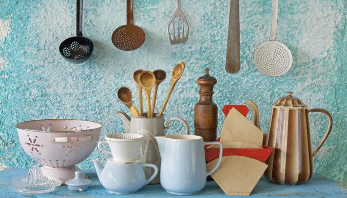 Pētījums: Cilvēkiem nepieciešami tikai 15 virtuves piederumi