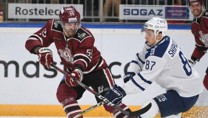 Videls ar Rīgas 'Dinamo' dodas uz divām izbraukuma spēlēm