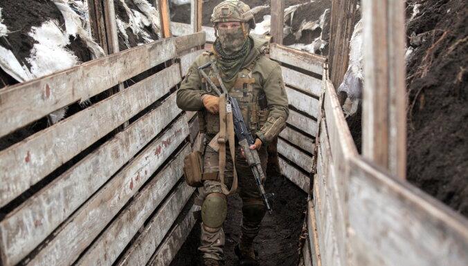 Ukraina apsverot apbruņošanos ar kodolieročiem, ja netiks uzņemta NATO