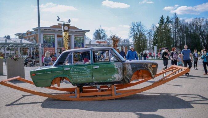 Atcelts Siguldas Šūpoļu festivāls