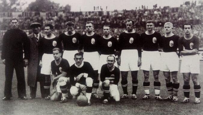 Latvijas sporta vēsture: Latvijas futbola izlases labākā sezona?