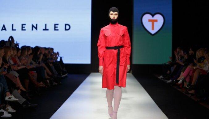Третий день Рижской недели моды: кричащий дизайн против романтического настроения