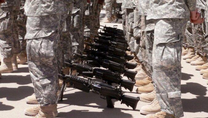 Военнослужащего судят по контрабанду оружия из Ирака