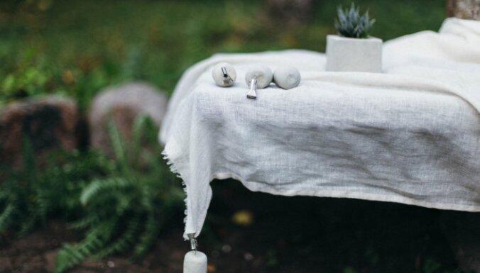 Foto: Kā no cementa maisījuma izgatavot dizaina dekorus mājai un dārzam