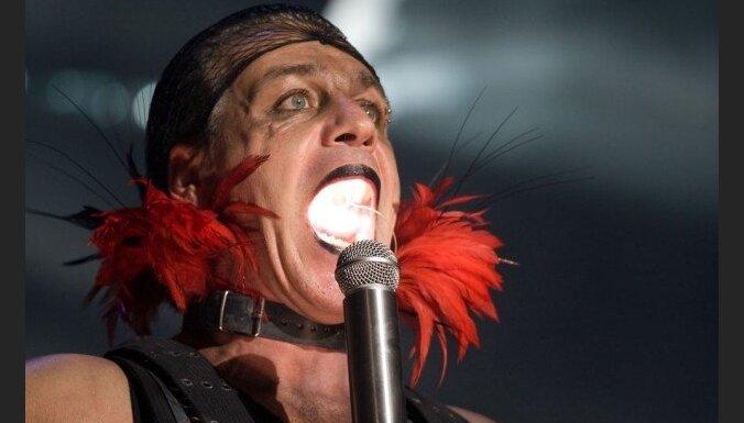 Rammstein koncerts Rīgā