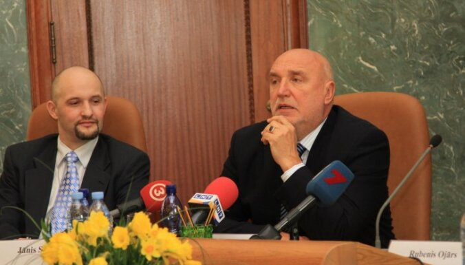 Рубенис: прекрасное время баррикад больше не повторится