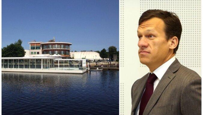 Viktors Tihonovs: Kuģim ir tiesības būt stiklotam
