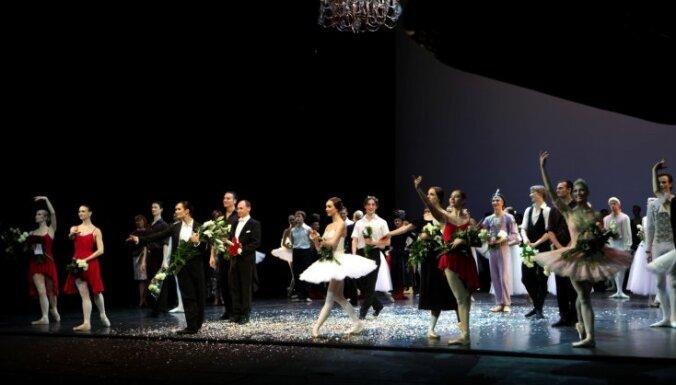 Dita Eglīte: Latvijas baletam 90