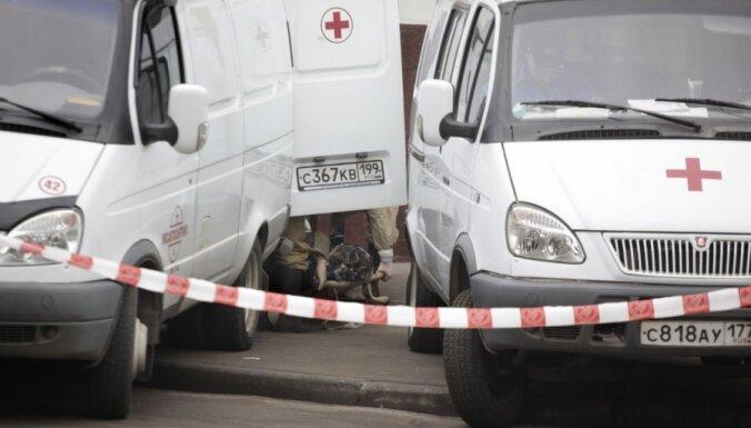 Власти Екатеринбурга сообщили о госпитализации трех человек после протестов против храма