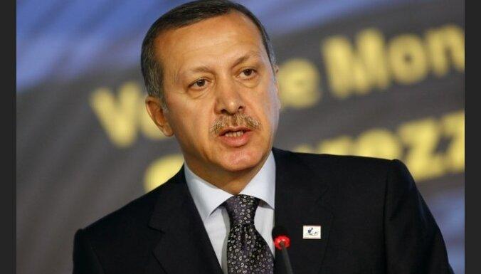 Латвию посетит премьер-министр Турции Эрдоган