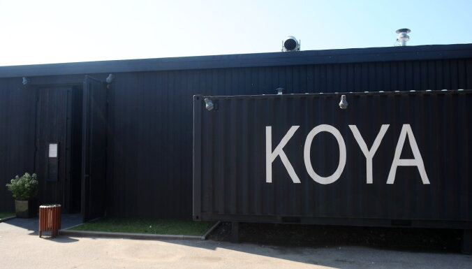 Стройуправа остановила работу ресторана Koya