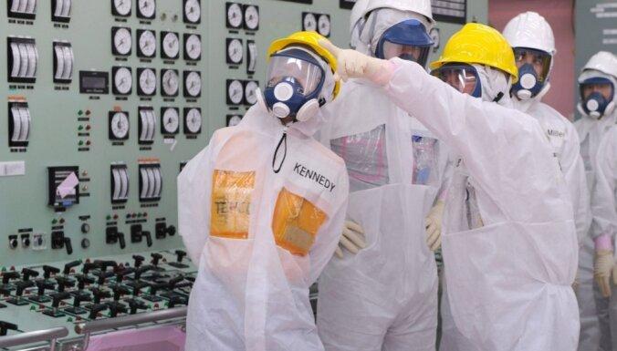 Fukušimas atomelektrostacijā sākta 'ledus sienas' celtniecība