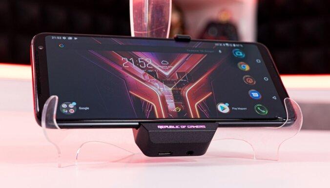 Обзор игрового смартфона ROG Phone 3