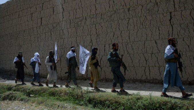Talibi noraida Afganistānas valdības aicinājumu uz pamieru ramadāna laikā