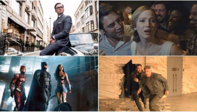 Desmit filmas, kam šoruden pievērst uzmanību