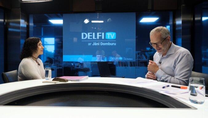 'Delfi TV ar Jāni Domburu' atbild izglītības un zinātnes ministre Ilga Šuplinska. Pilns intervijas teksts