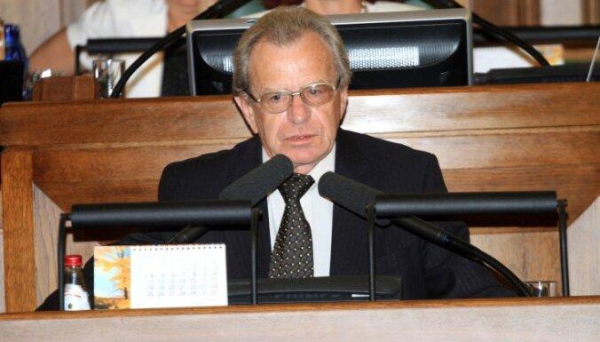 Deputāts Dolgopolovs lūdz Saeimas komisiju izvērtēt Judina izteikumus par Latvijas okupāciju