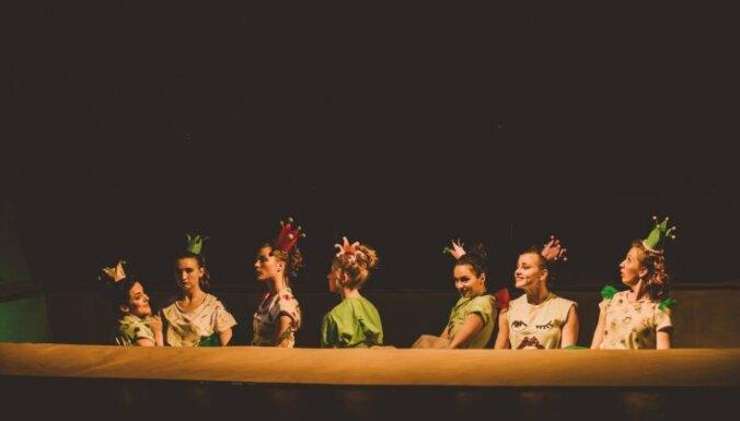 Sākas astotais skatuves mākslas festivāls 'Patriarha rudens'