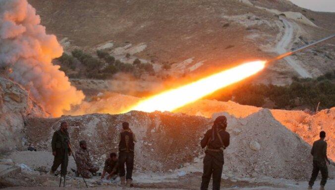 ASV un Krievija nespēj vienoties par Sīriju