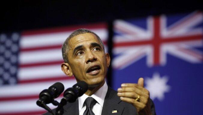 Obama asi nosoda Krievijas agresiju pret Ukrainu