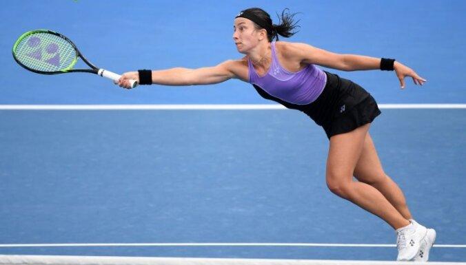 Севастова повторила личный рекорд в Мельбурне и сыграет с чемпионкой US Open