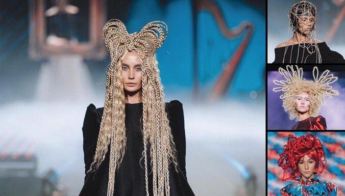 Pirmo reizi Baltijā norisināsies ekskluzīvais augstās mākslas un modes šovs 'Mākslas darbs'
