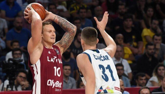 Vecvagars paziņo Latvijas sastāvu cīņai pret Eiropas čempioni Slovēniju