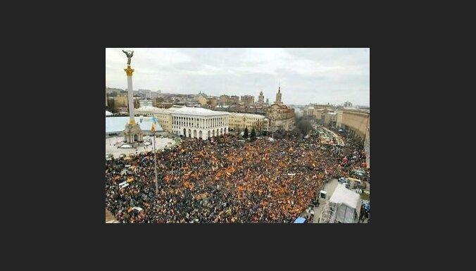 Kijeva oranžās revolūcijas laikā