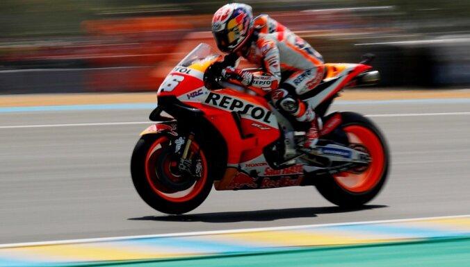 'MotoGP' braucējs Pedrosa pēc šīs sezonas pametīs 'Repsol Honda' vienību