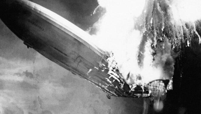 """Через 76 лет раскрыта тайна катастрофы дирижабля """"Гинденбург"""""""