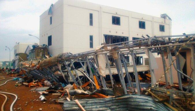 Avarējušās Japānas 'Fukušima -1' AES operatorkompānijas vadība grib atkāpties