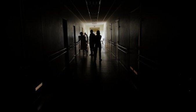 Bauskas pilsētas slimnīca.