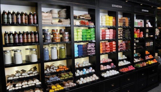 'Stenders' šogad plāno paplašināt veikalu tīklu Āzijā