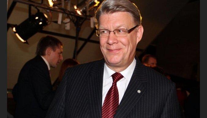 Затлерс: у Латвии и Грузии общие ценности