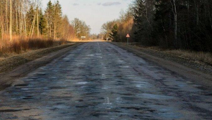 Минсообщения усомнилось в эффективности обслуживания дорог Латвии: намерено объявить открытый конкурс