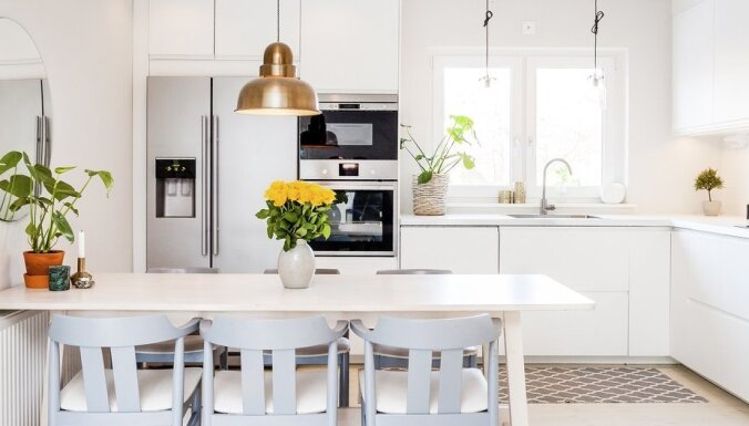 Noderīgi ieteikumi funkcionālas virtuves iekārtošanā