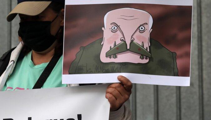 Krievijas SVR un Baltkrievijas VDK sola kopīgi cīnīties pret Rietumiem