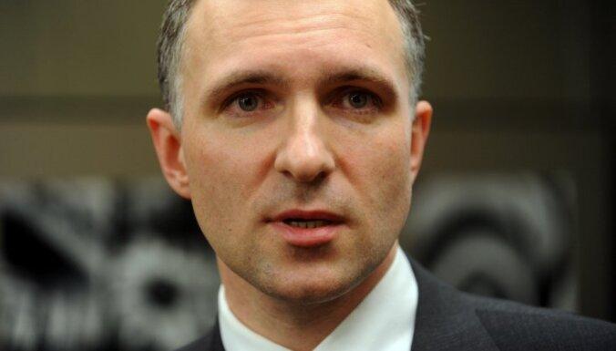 Бразовскис будет консультировать ассоциацию коммерческих банков