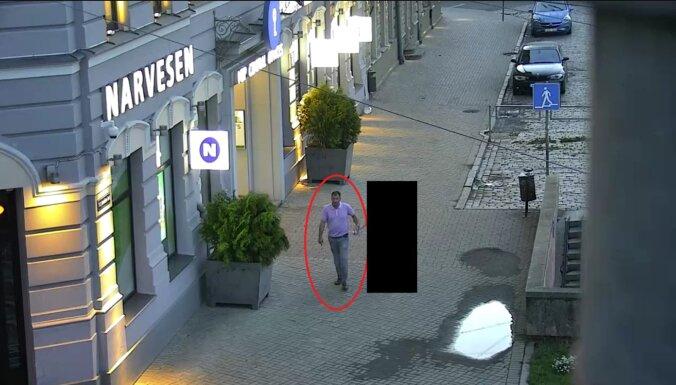 Aizdomās par miesas bojājumu nodarīšanu policija meklē attēlā redzamo vīrieti