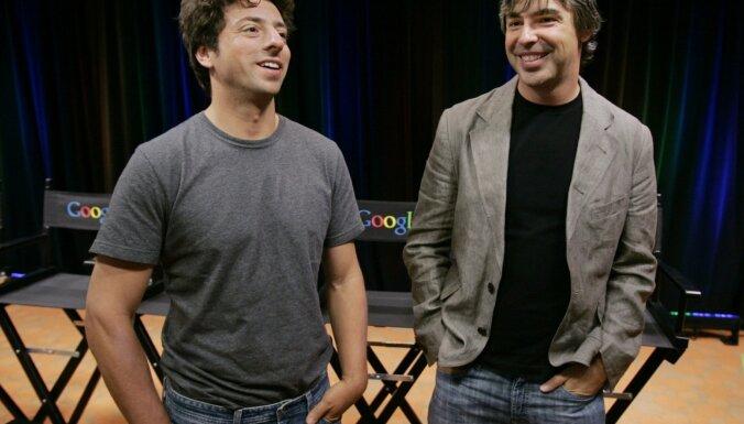 Peidžs un Brins turpina attālināties no 'Google' un 'Alphabet' vadības lomām