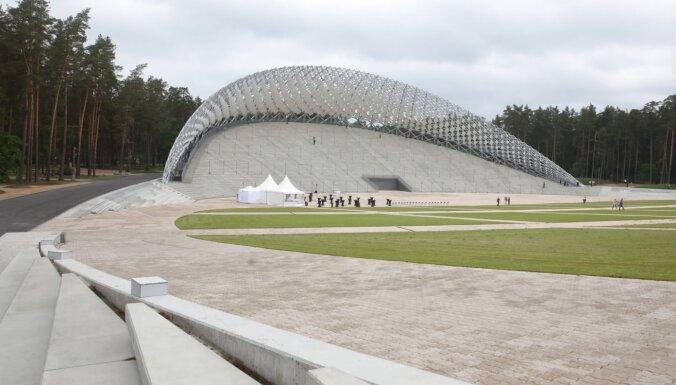 Рига для завершения реконструкции эстрады в Межапарке 23 млн евро одолжит в Госказне