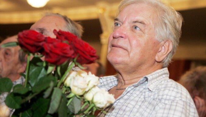 Aktierim Ģirtam Jakovļevam - 75. Sveicam jubilejā!