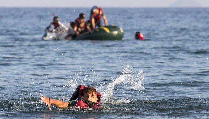 Турция перекрыла морскую границу с Грецией, опасаясь массовой гибели беженцев