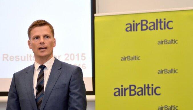 Amatu atstās ilggadējais 'airBaltic' korporatīvo komunikāciju viceprezidents Vanags