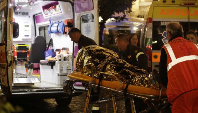 Власти Италии обвинили российских болельщиков в аварии в римской подземке